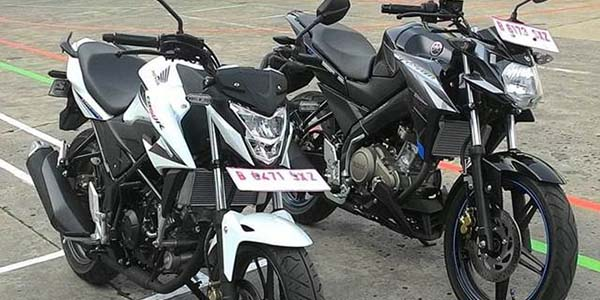 All New CB150R dan Vixion Advance