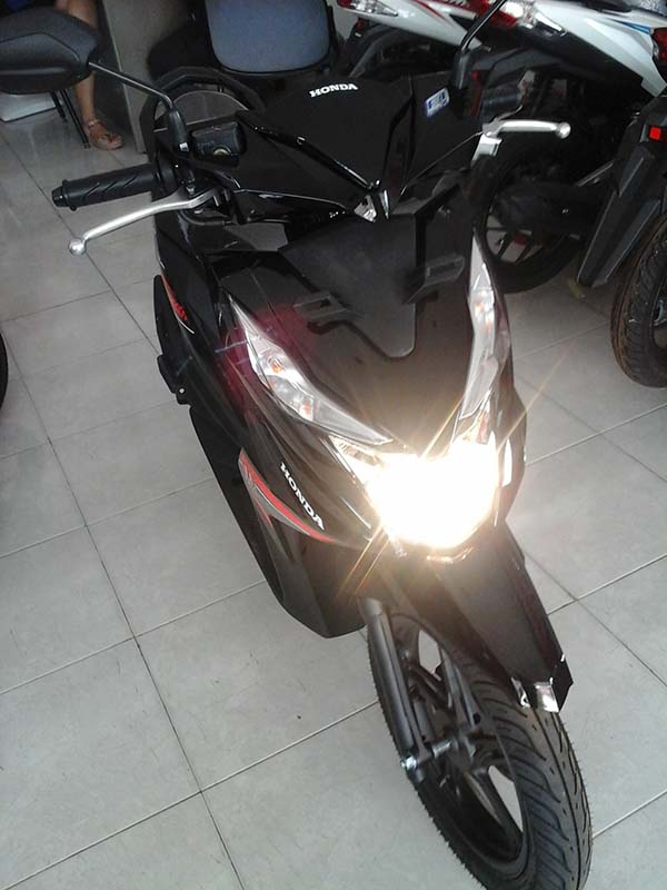 All New Honda BeAT eSP 2016