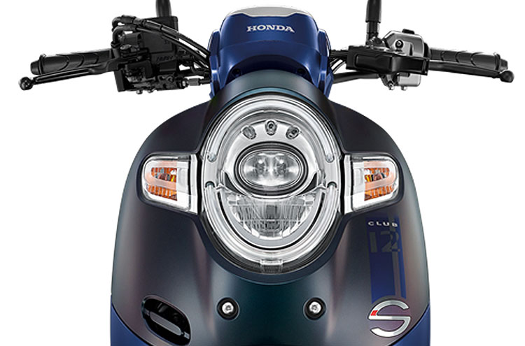 All New Scoopy 2017 Thailand LED Projecktor