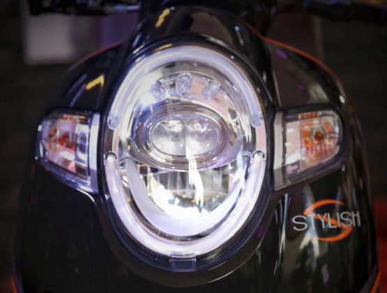 Fitur All New Scoopy 2017 LCD Projektor
