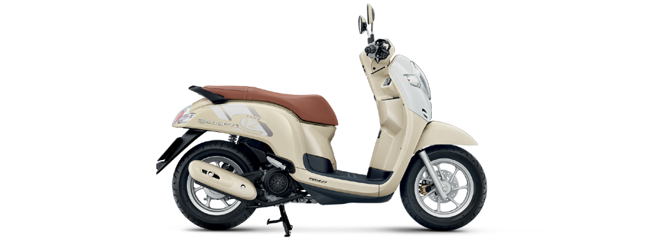 Warna All New Scoopy I 2017 Thailand ring-12 silver