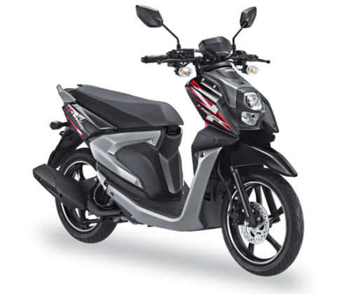 Yamaha X-Ride 125 Tough Black