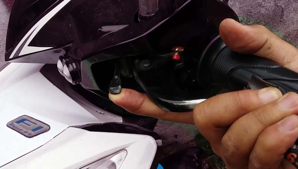 Brake Lock Honda BeAT