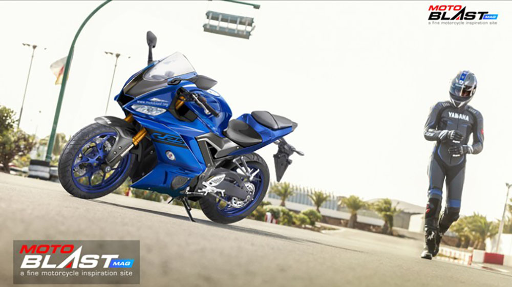 New Yamaha R25 render