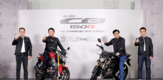 All New Honda CB150R facelift 2021 resmi di Launching